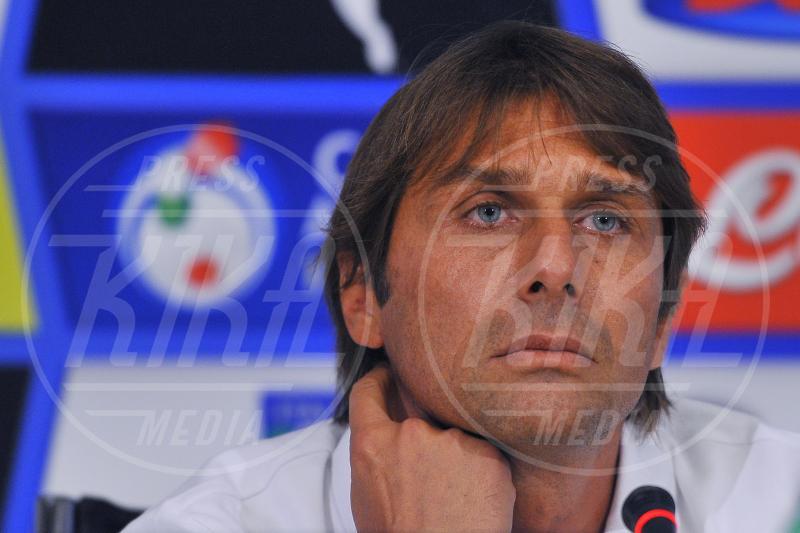 Antonio Conte - Coverciano - 05-10-2015 - Euro 2015: Conte su Balotelli: