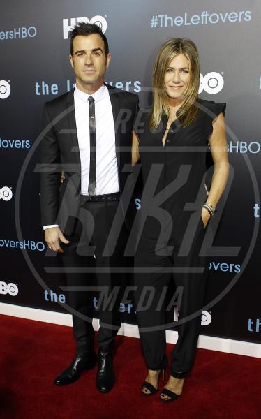 Justin Theroux, Jennifer Aniston - Austin - 04-10-2015 - Jennifer Aniston: 'Justin se firmi ti lascio'