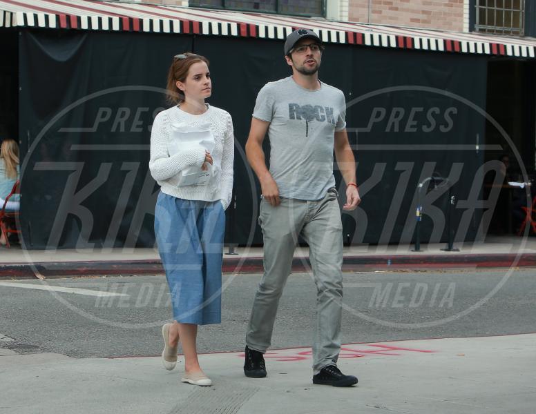Roberto Aguire, Emma Watson - Los Angeles - 04-10-2015 - Emma Watson: ecco il nuovo fidanzato