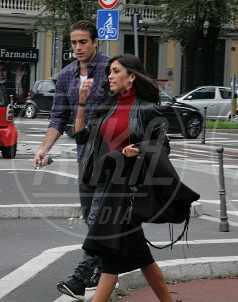 Alessandro Matri, Federica Nargi - Roma - 06-10-2015 - Federica Nargi: