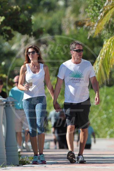 Rande Gerber, Cindy Crawford - Miami - 06-10-2015 - Star come noi: la coppia ha bisogno dei suoi spazi