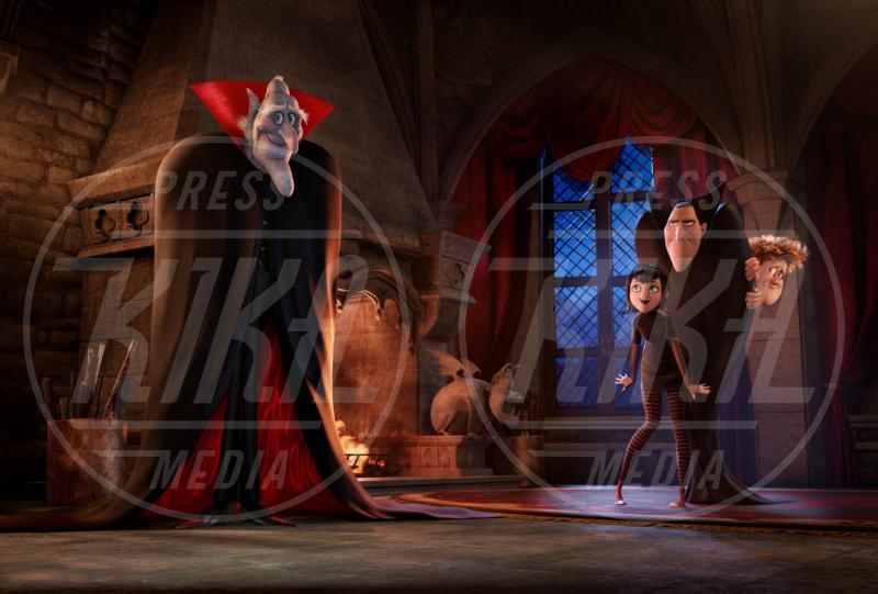 Hotel Transylvania 2 - 07-10-2015 - Hotel Transylvania 2: Dracula diventa un nonno babysitter