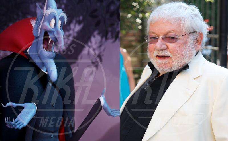 Hotel Transylvania 2, Paolo Villaggio - 07-10-2015 - Hotel Transylvania 2: Dracula diventa un nonno babysitter