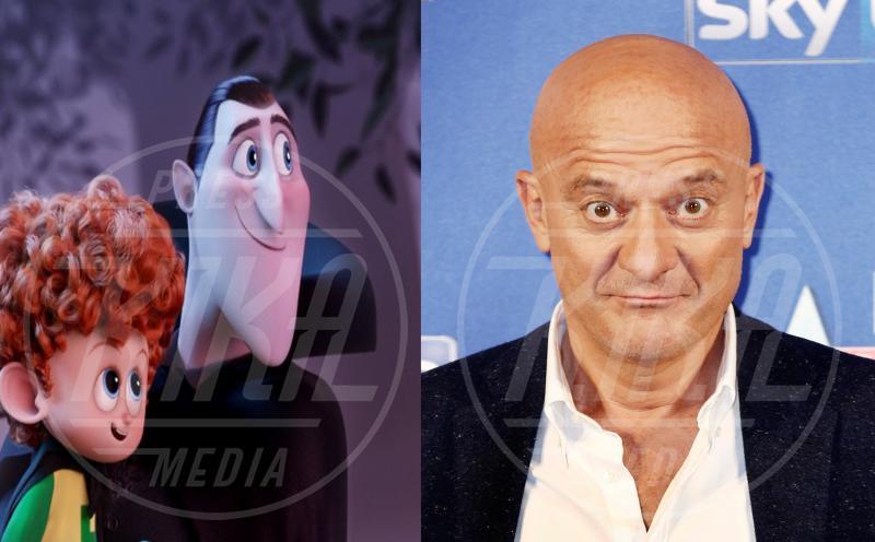 Hotel Transylvania 2, Claudio Bisio - 07-10-2015 - Hotel Transylvania 2: Dracula diventa un nonno babysitter