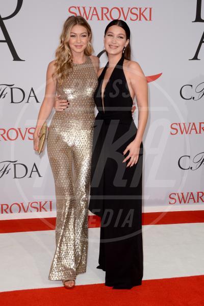 Bella Hadid, Gigi Hadid - Manhattan - 01-06-2015 - Erano batuffoli, oggi sono le modelle più hot del Pianeta