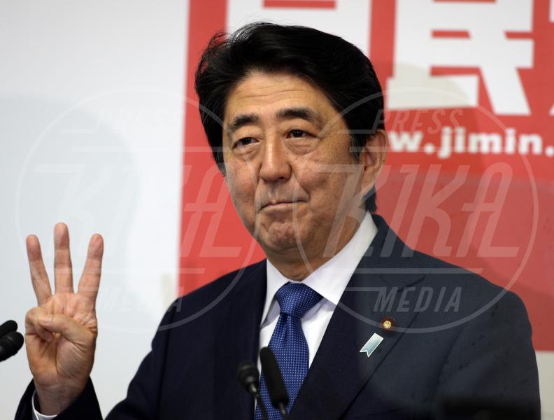 Shinzo Abe - Tokyo - 24-09-2015 - Nobel per la Pace 2015: a chi toccherà quest'anno?