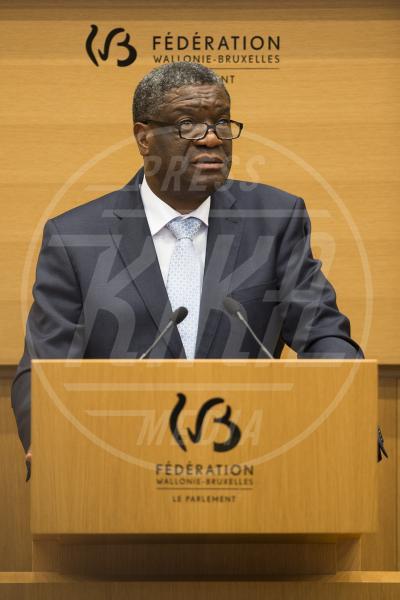 Denis Mukwege - Bruxelles - 24-06-2015 - Nobel per la Pace 2015: a chi toccherà quest'anno?