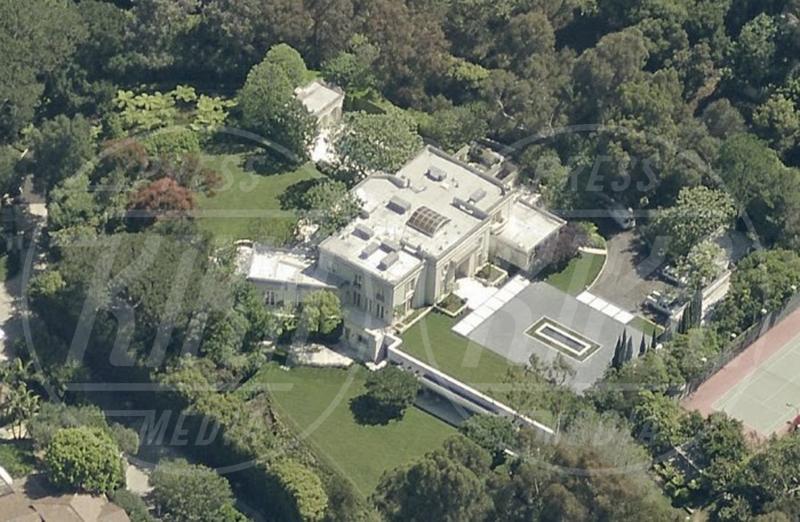 Casa Beyonce e Jay Z - Los Angeles - 08-10-2015 - Beyoncé e Jay Z prendono in affitto la casa del Grande Lebowski