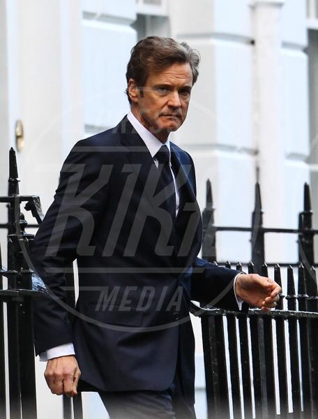 Colin Firth - Londra - 08-10-2015 - Colin Firth a un passo da Kursk, il nuovo film di Vinterberg