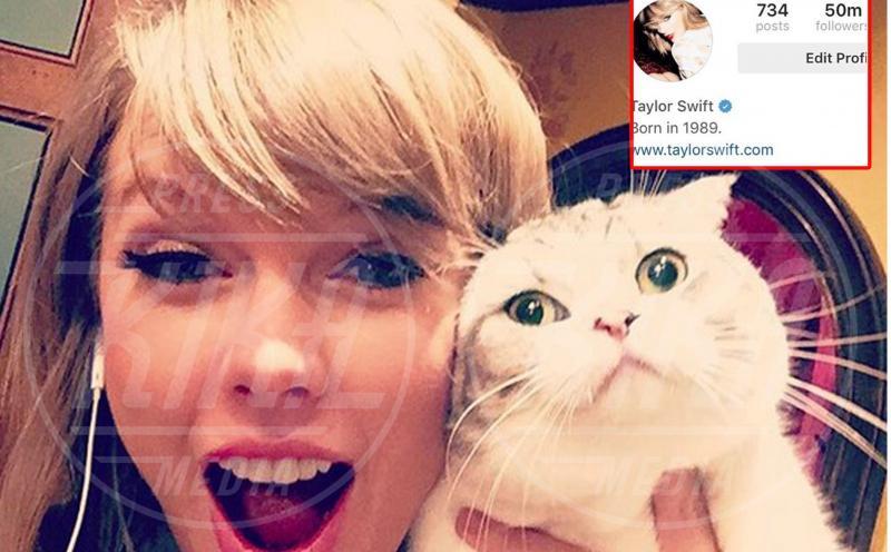 Taylor Swift - Los Angeles - 09-10-2015 - Le star sui social: il nudo di Bieber fa impazzire il web