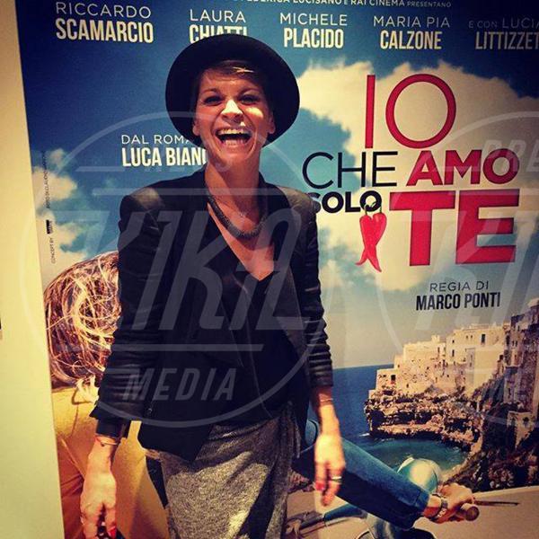 Alessandra Amoroso - Milano - 09-10-2015 - Le star sui social: il nudo di Bieber fa impazzire il web