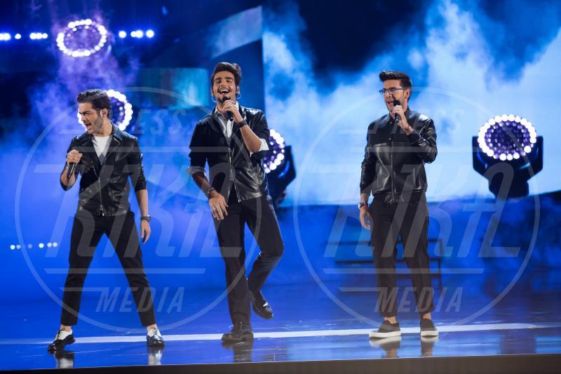 Il volo, Ignazio Boschetto, Gianluca Ginoble, Piero Barone - Los Angeles - 09-10-2015 - Il Volo si prepara a conquistare Las Vegas