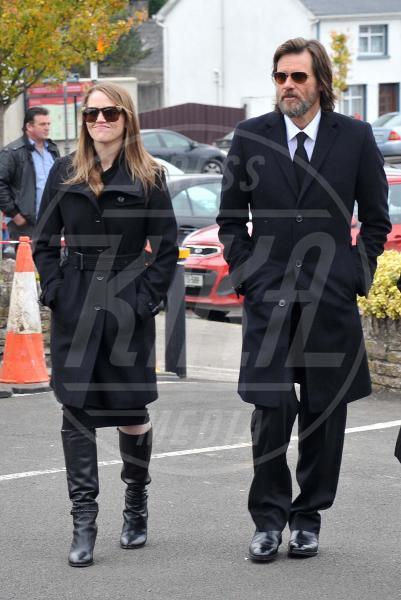 Jane Carrey, Jim Carrey - Dublino - 10-10-2015 -