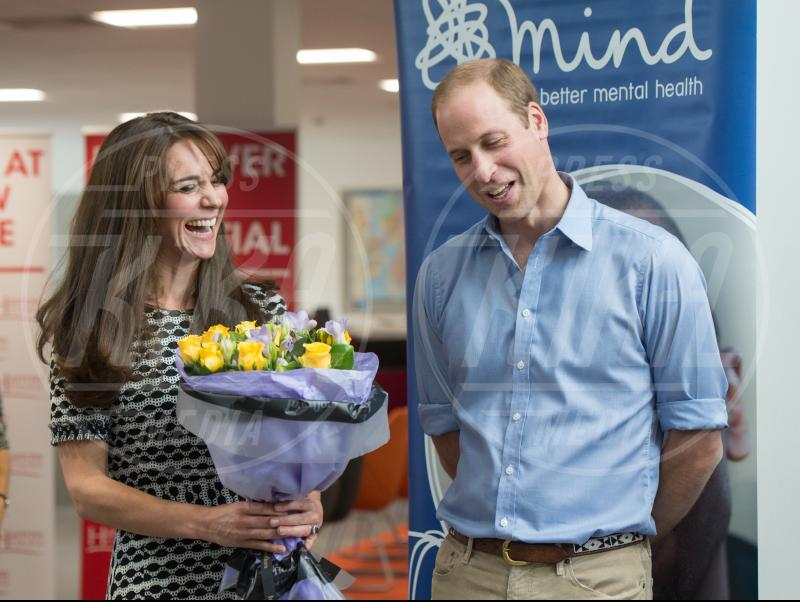 Principe William, Kate Middleton - Harrow - 10-10-2015 - Rimbalzati come ubriaconi, ma sono vip