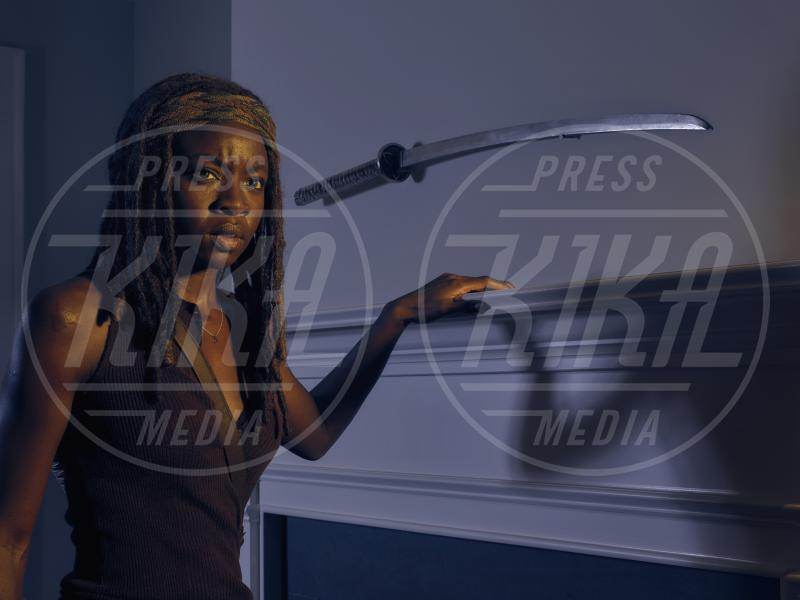 The Walking Dead 6, Danai Gurira - 28-06-2015 - The Walking Dead 6, le anticipazioni dell'ultimo atto