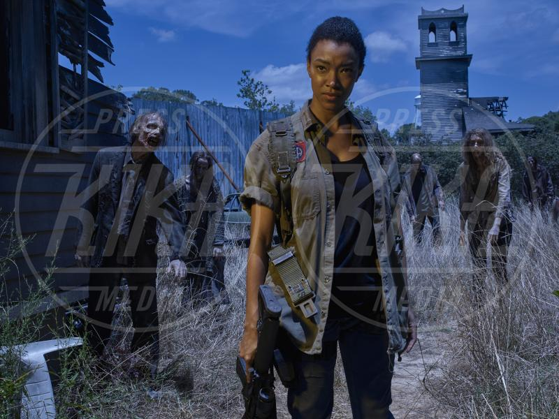 The Walking Dead 6, Sonequa Martin-Green - 28-06-2015 - The Walking Dead: le anticipazioni del 12esimo episodio