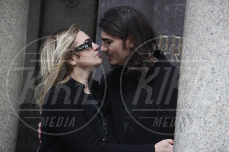 Marco Cucolo, Lory Del Santo - Milano - 12-10-2015 - Non solo Kate Beckinsale, le cougar dello star system