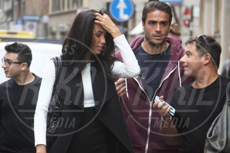 Alessandro Matri, Federica Nargi - Milano - 12-10-2015 - Federica Nargi, la felicità è Premium