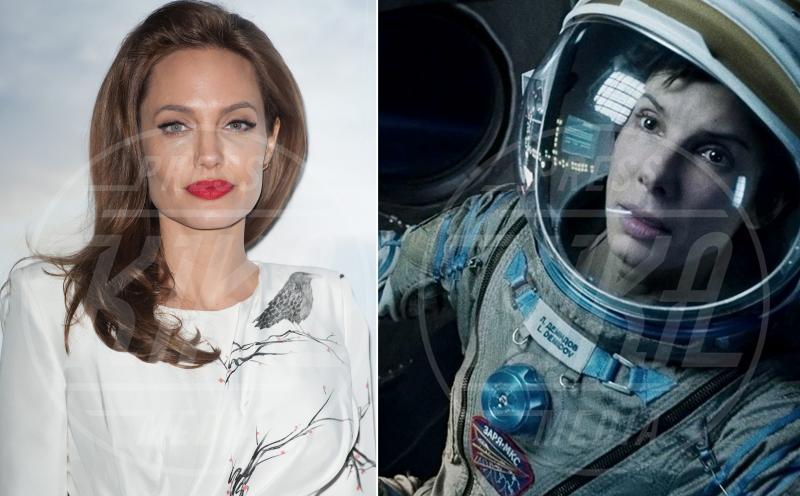 Sandra Bullock, Angelina Jolie - 12-10-2015 - Gli attori che non sapevate avessero rifiutato ruoli cult