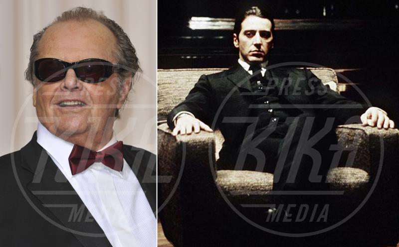 Jack Nicholson, Al Pacino - 12-10-2015 - Gli attori che non sapevate avessero rifiutato ruoli cult