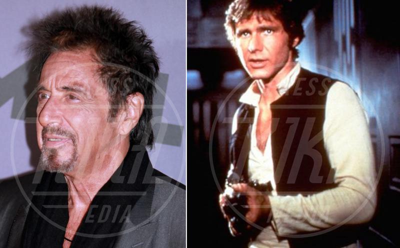 Harrison Ford, Al Pacino - 12-10-2015 - Gli attori che non sapevate avessero rifiutato ruoli cult