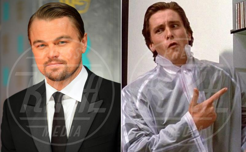 Christian Bale, Leonardo DiCaprio - 12-10-2015 - Gli attori che non sapevate avessero rifiutato ruoli cult