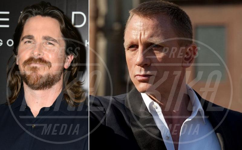 Daniel Craig, Christian Bale - 12-10-2015 - Gli attori che non sapevate avessero rifiutato ruoli cult