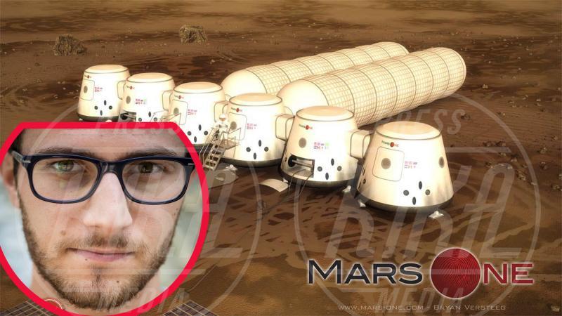 Mars One Project, PIetro Aliprandi - 17-02-2015 - Pietro Aliprandi, pronto a partire per Marte e non tornare più