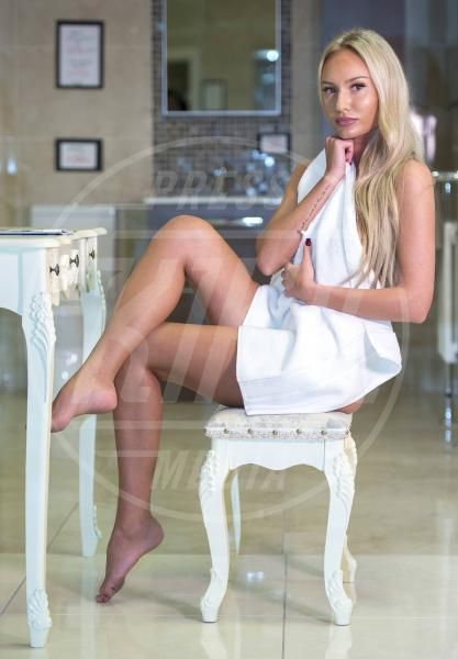 Ana Pavel - Dublino - 12-10-2015 - Ana Pavel: Miss Bikini manda al tappeto i ciclisti