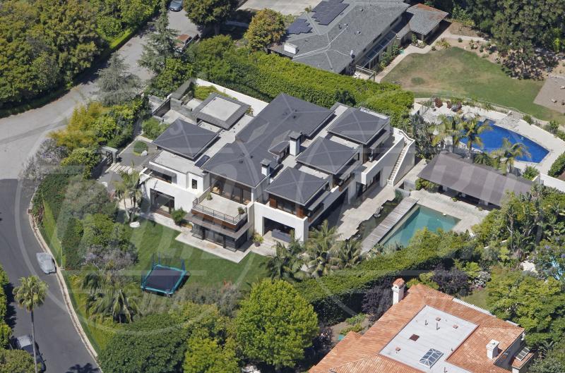 Casa Matt Damon - Los Angeles - 26-06-2012 - Ben Affleck se ne va e anche Matt Damon vende la sua villa