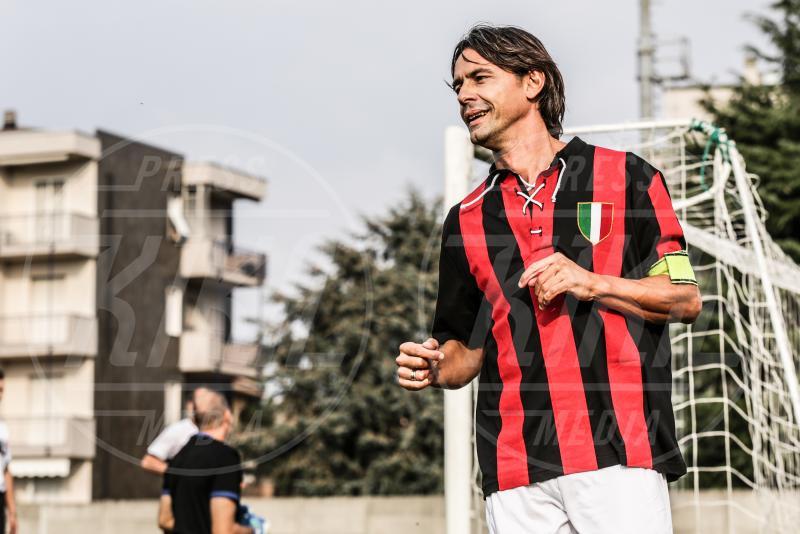 Filippo Inzaghi - Cassina De' Pecchi - 10-10-2015 - Pippo Inzaghi: il suo unico amore è sempre lei