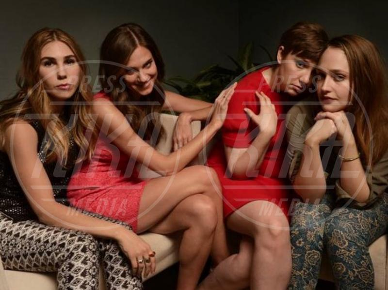 girls - Los Angeles - 14-10-2015 - Lena Dunham punta tutto su Max: Girls è ai titoli di coda?