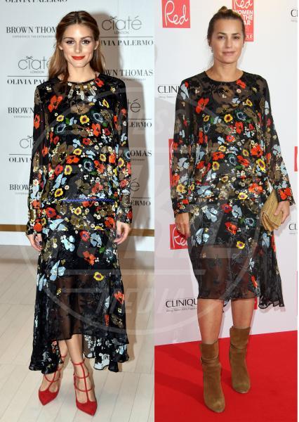 Olivia Palermo, Yasmin Le Bon - 15-10-2015 - Chi lo indossa meglio? Olivia Palermo e Louise Redknapp