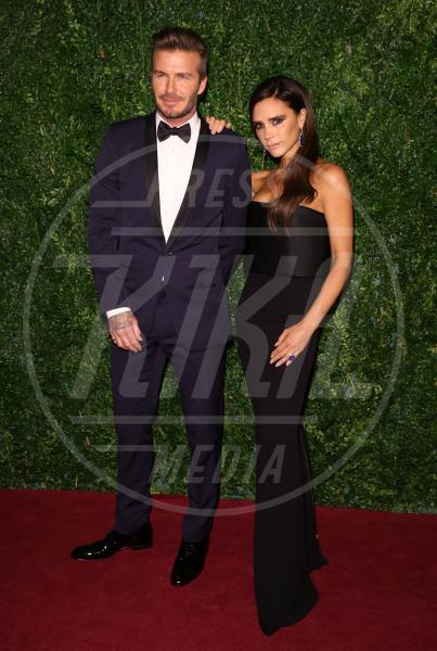 David Beckham, Victoria Beckham - Londra - 30-11-2014 - Victoria Beckham: