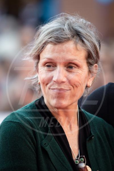 Frances Mcdormand - Roma - 16-10-2015 - Wes Anderson is back: arriva il film d'animazione Isle of Dogs