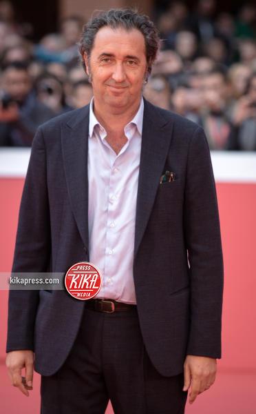 Paolo Sorrentino - Roma - 18-10-2015 - Paolo Sorrentino prepara un film su Silvio Berlusconi