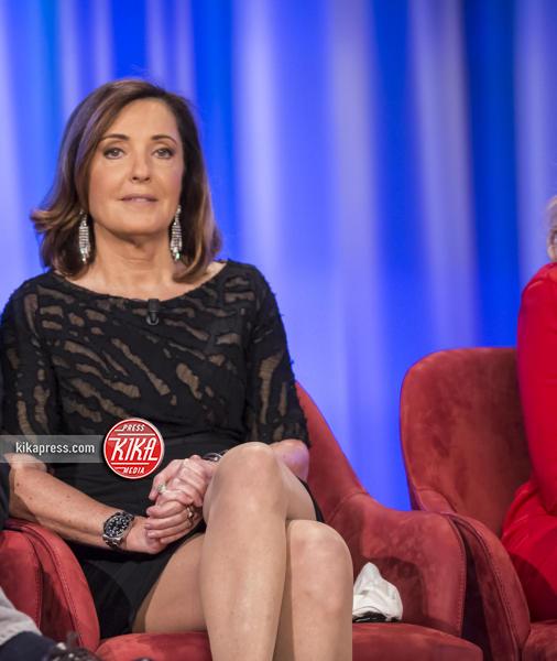 Barbara Palombelli, Francesco Rutelli - Roma - 01-05-2015 - Maurizio Costanzo Show: l'ultima puntata