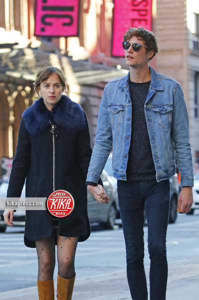 Matthew Hitt, Dakota Johnson - New York - 18-10-2015 - Dakota Johnson e Matthew Hitt si sono lasciati