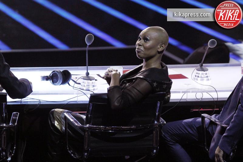 Skin - Milano - 22-10-2015 - X Factor: Mika lascia il ruolo di giudice