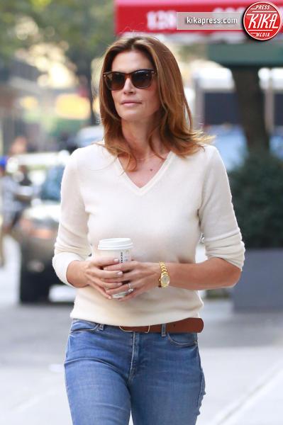 Cindy Crawford - New York - 22-10-2015 - Cindy Crawford smentisce l'addio alla moda