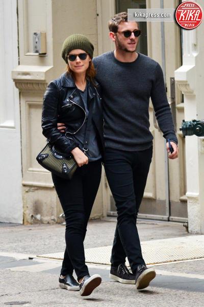 Jamie Bell, Kate Mara - New York - 22-10-2015 - Kate Mara e Jamie Bell si sono sposati