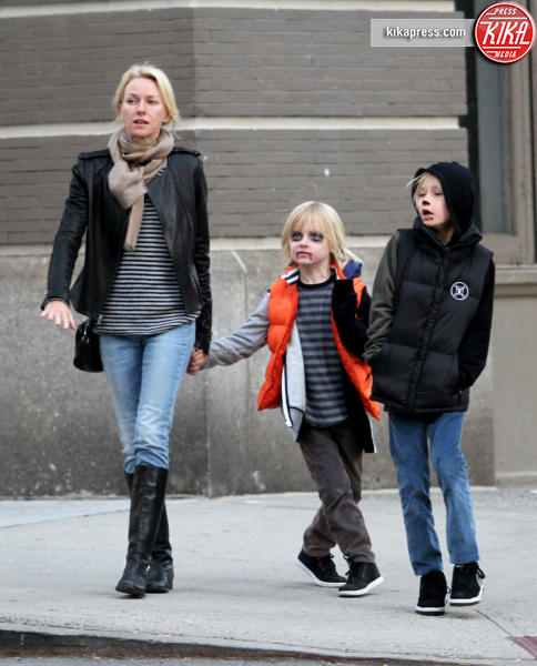 Naomi Watts - New York - 23-10-2015 - Mamme in carriera: i figli sono la chiave del successo