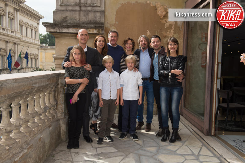 Roma - 26-10-2015 - Carlotta Natoli è pronta a risolvere I Misteri di Laura