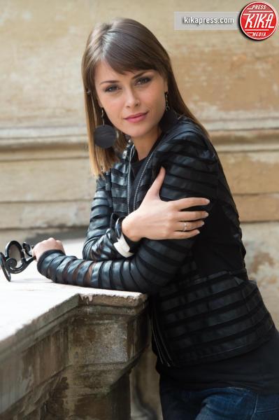 Fatima Trotta - Roma - 26-10-2015 - Carlotta Natoli è pronta a risolvere I Misteri di Laura