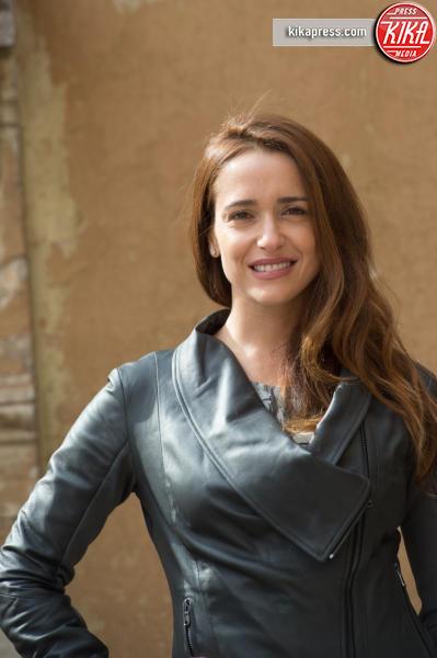 Eleonora Sergio - Roma - 26-10-2015 - Carlotta Natoli è pronta a risolvere I Misteri di Laura