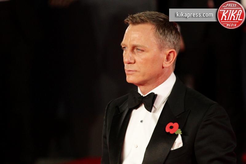 Daniel Craig - Londra - 26-10-2015 - Colpo di scena 007, Danny Boyle lascia la regia del nuovo film