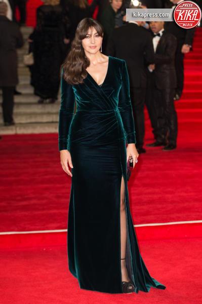 Monica Bellucci - Londra - 26-10-2015 - Bellucci, Harris e Seydoux: ecco l'evoluzione delle Bond girl