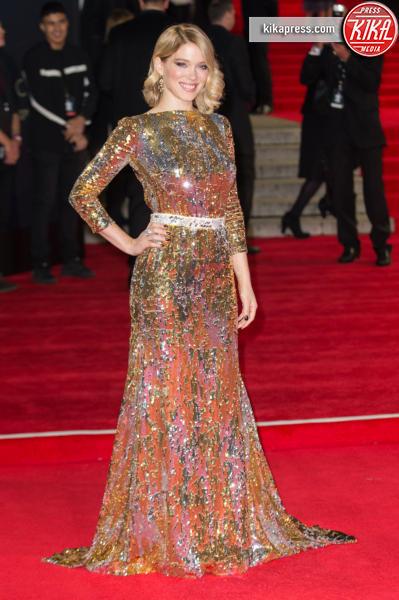 Lea Seydoux - Londra - 26-10-2015 - Bellucci, Harris e Seydoux: ecco l'evoluzione delle Bond girl