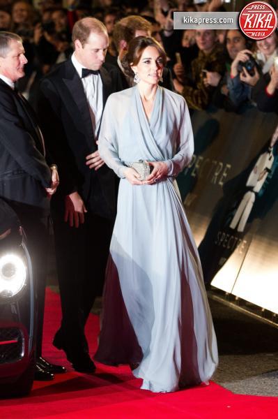Principe William, Kate Middleton - Londra - 26-10-2015 - Romee Strijd, ma quel punto vita non è troppo sottile?