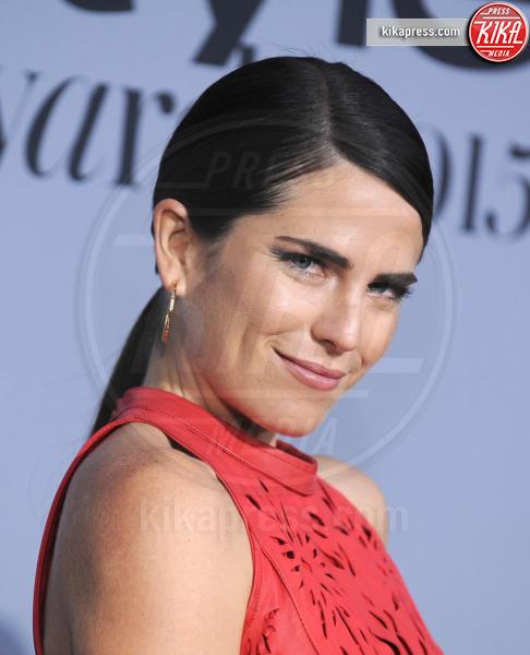 Karla Souza - Los Angeles - 26-10-2015 - Abuso di potere sul set, l'attrice: